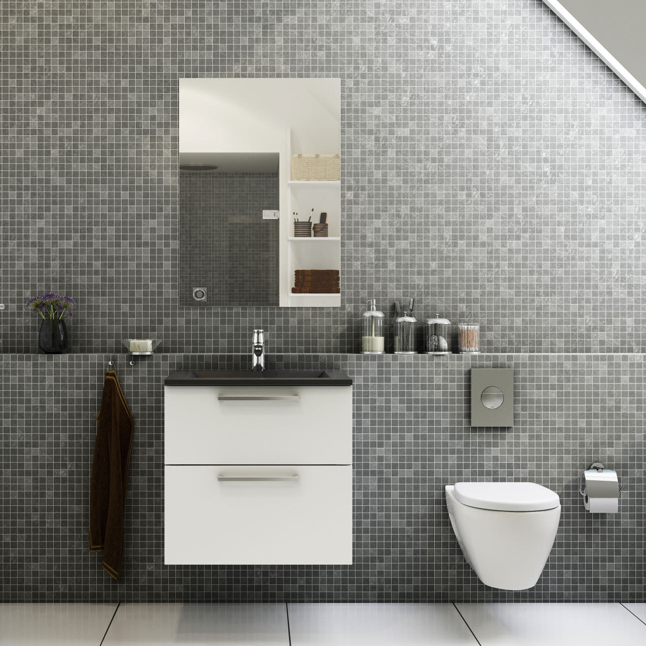 Bathroom from HTH
